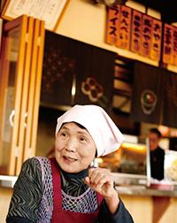 「ふるさとの味いいじま」代表・宮下たみ子さん